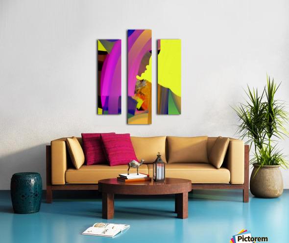 0168 Canvas print