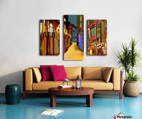 0206 Canvas print