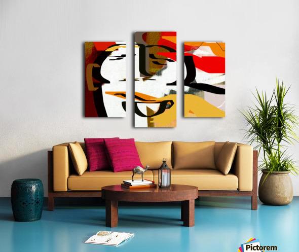 0216 Canvas print