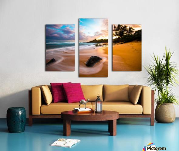 Morning Magic Canvas print