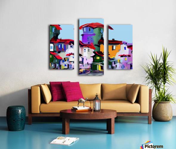 0228 Canvas print