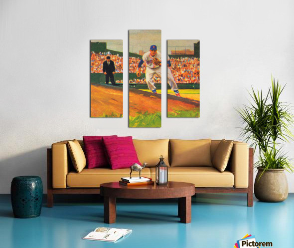 Fenway Park Boston Red Sox Art_Red Sox Posters Canvas print