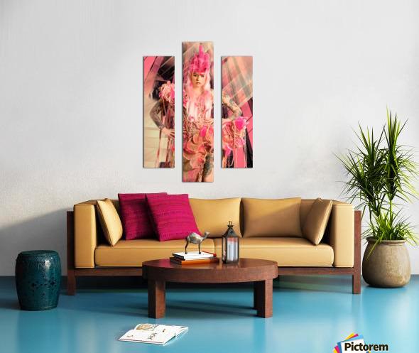 Avalon Canvas print