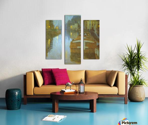 Ghent by Baertsoen Canvas print