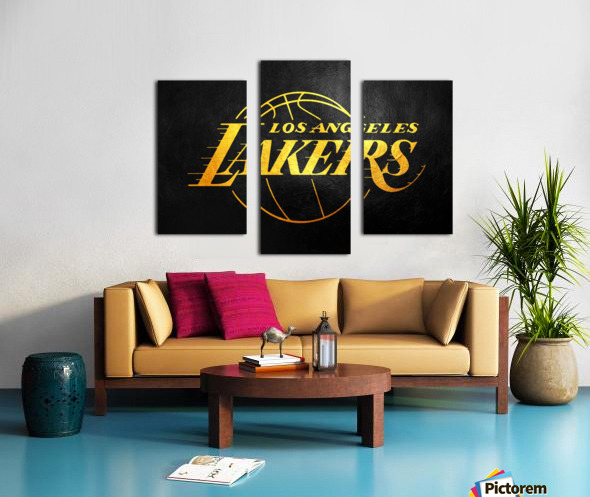 Lakers 2 Canvas print