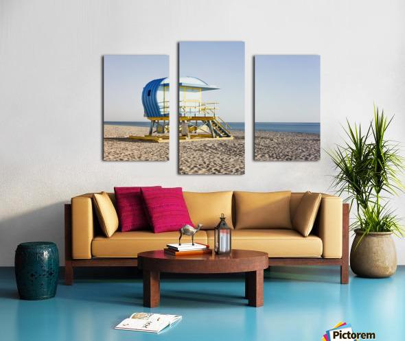 Miami Beach 105 Canvas print
