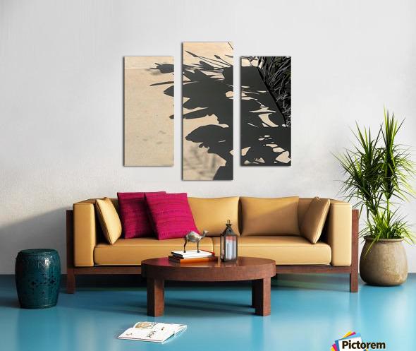 Kage Hikari Canvas print