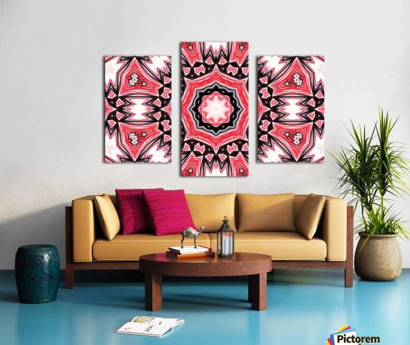 Abstract Art IV  Canvas print