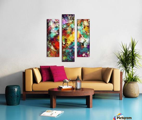 Fuse Canvas print
