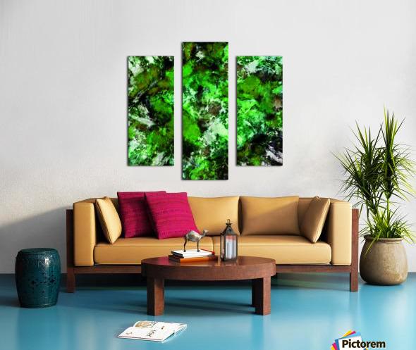 Impulse 2 Canvas print