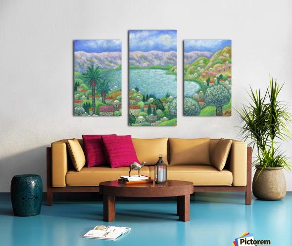 BNC2016-055 Canvas print