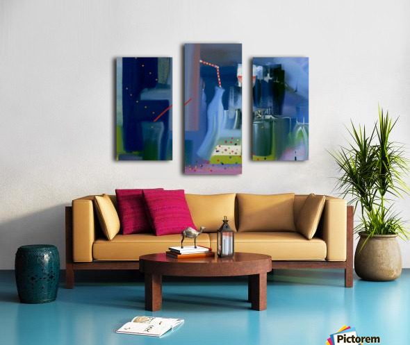 0312 Canvas print