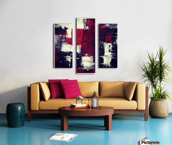 reinventing cassiopeia Canvas print