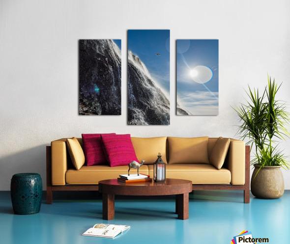 Alamere Falls Canvas print