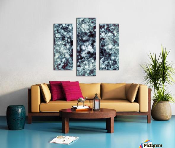 Smokescreen Canvas print