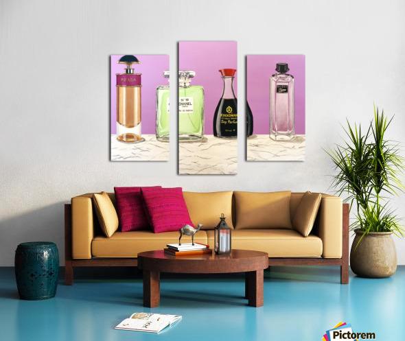 Soy Parfum Canvas print