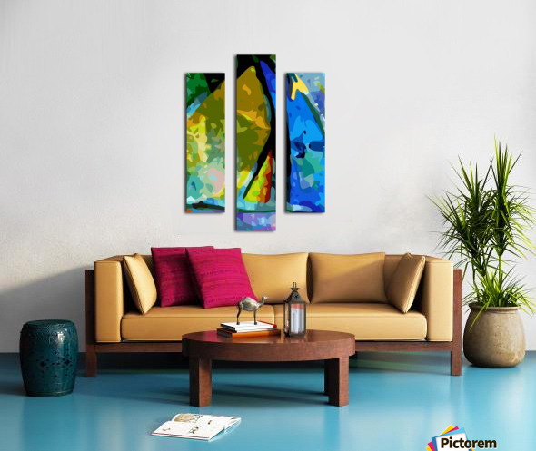 second nature Canvas print