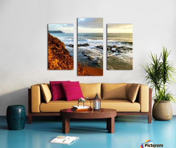 Jaco Beach Canvas print