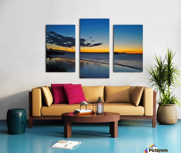 Sunrise Full Frame Canvas print