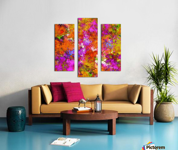 The maximum Canvas print