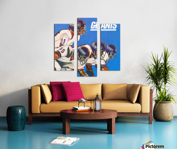 new york giants gift ideas Canvas print