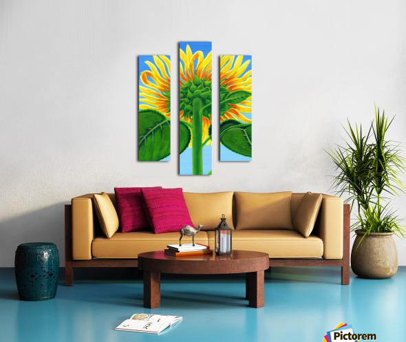 Sweet Song of Summer Canvas print