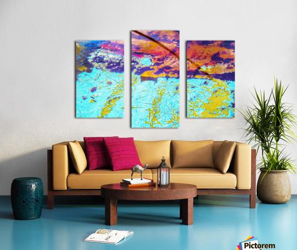 Boat LXXIX Canvas print