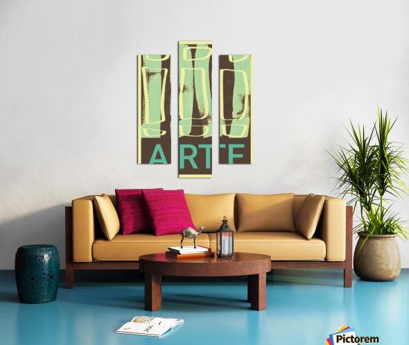 ARTE -13  Canvas print