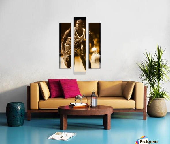 1984 michael jordan usa olympic basketball team Canvas print