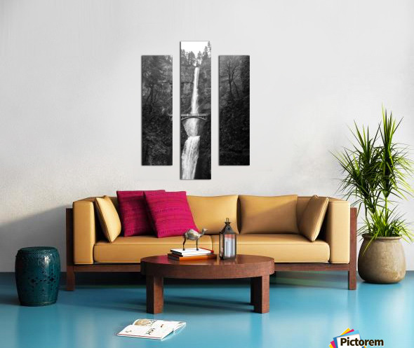 Multnomah Canvas print