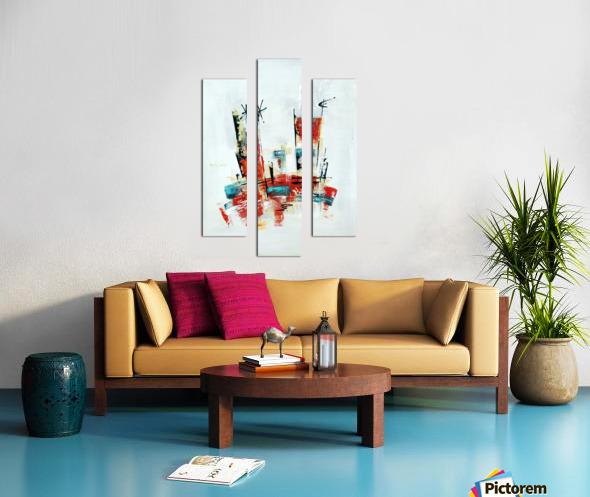 Primavera VI Canvas print