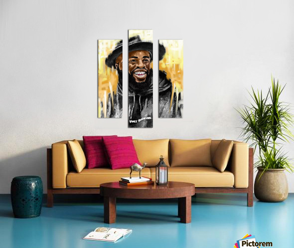 Manifestivity Canvas print
