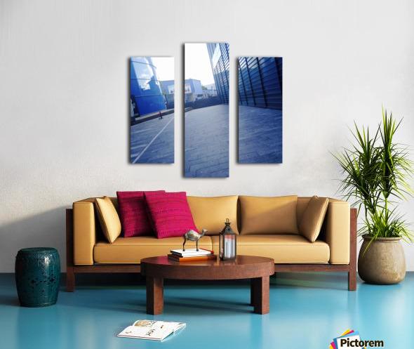 landspace Canvas print
