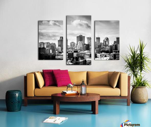 expoemoriumqc 6 Canvas print