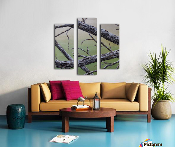 Branches Squared Canvas print