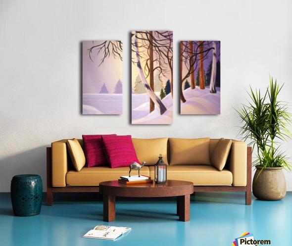 Tanglewood.1 Canvas print