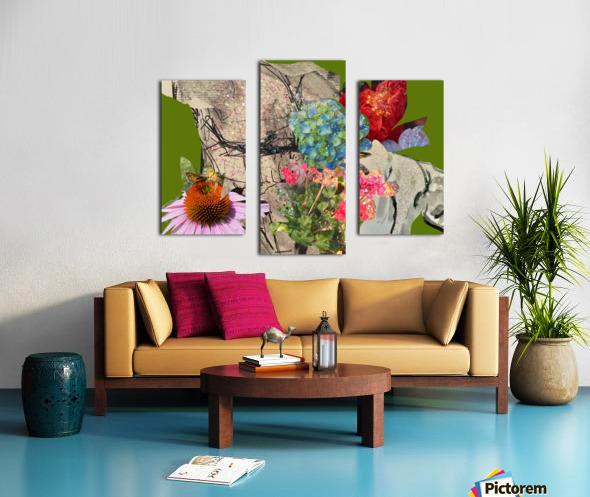 flowersandflex Canvas print