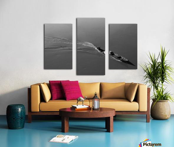 Boat Canvas print