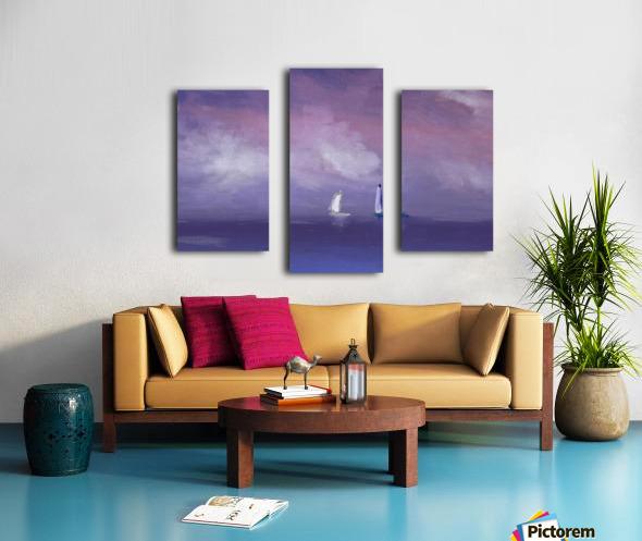 0253 Canvas print