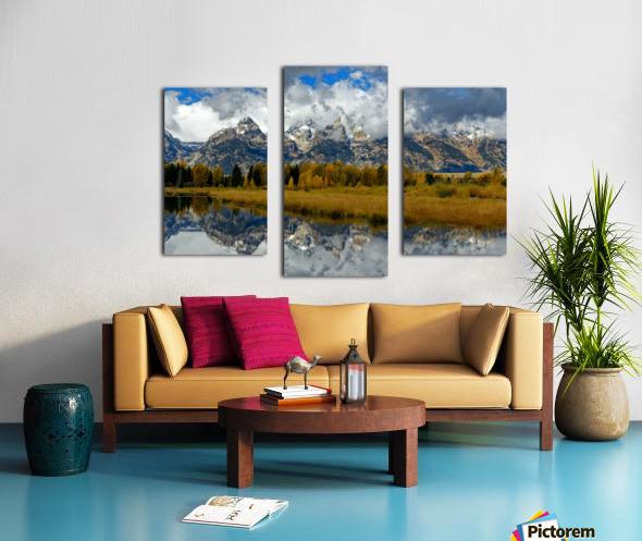 Grand Teton National Park Canvas print