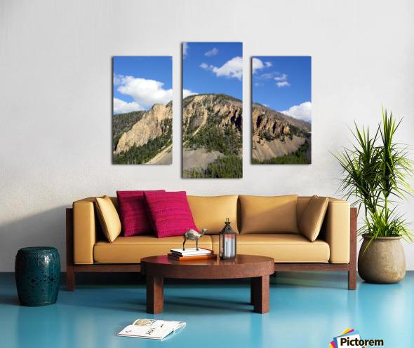 Yellowstone National Park 2 Canvas print
