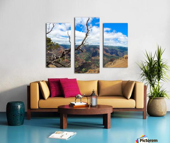 Wild Kauai 2 Canvas print