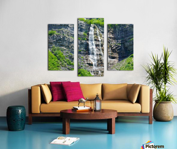 Scenic Utah @ Park City Canvas print