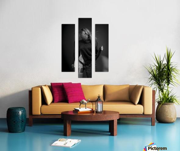 Two-Spirit II Canvas print