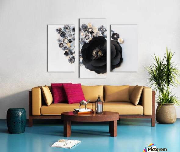 Daltana Spring Jarill Canvas print