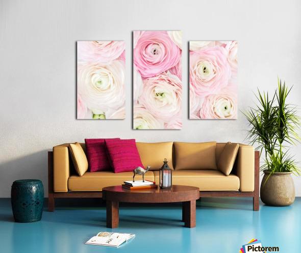 Daltana Spring Erill Canvas print