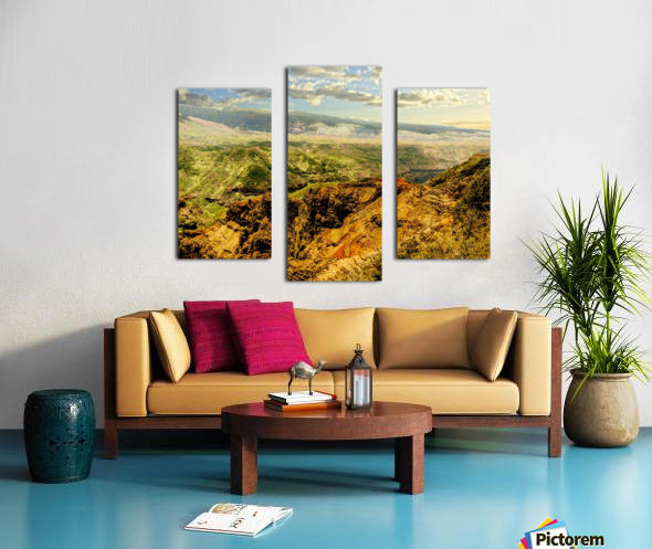 Untamed Kauai 3 of 5 Canvas print