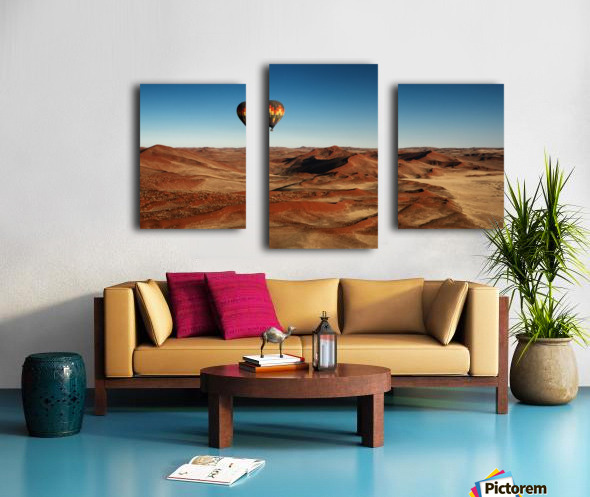 The Better Way for Visiting Canvas print
