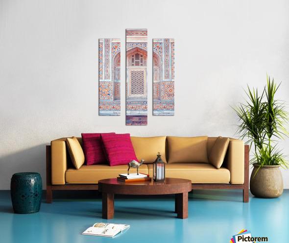 Rajasthan Architecture Canvas print