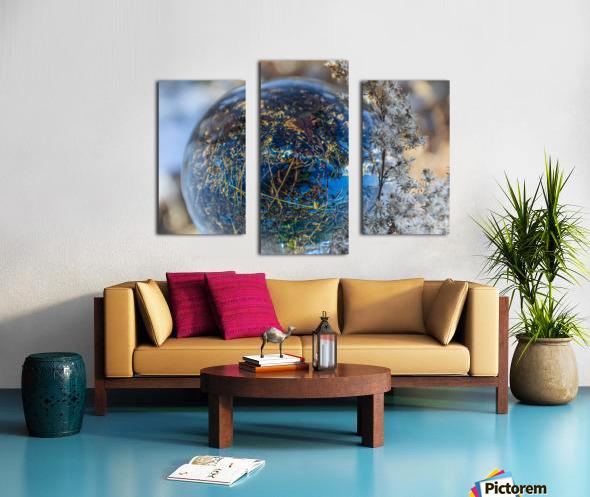 Feuillage Canvas print